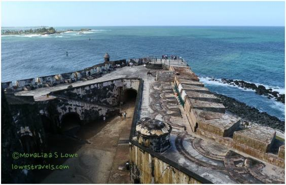 Cannon Water Battery, Castillo San Felipe
