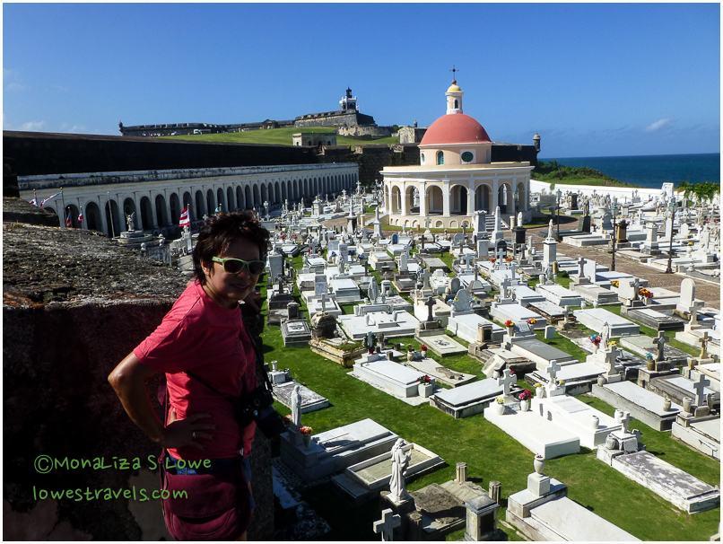 Cementario Maria Magdalena de Pazzis