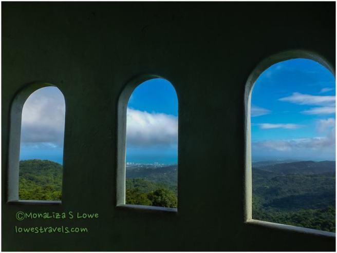 Yokahu Tower, El Yunque