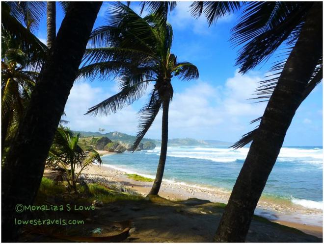 Bathsheba, Beach Barbados