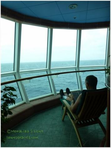 Solarium, Jewel of the Seas