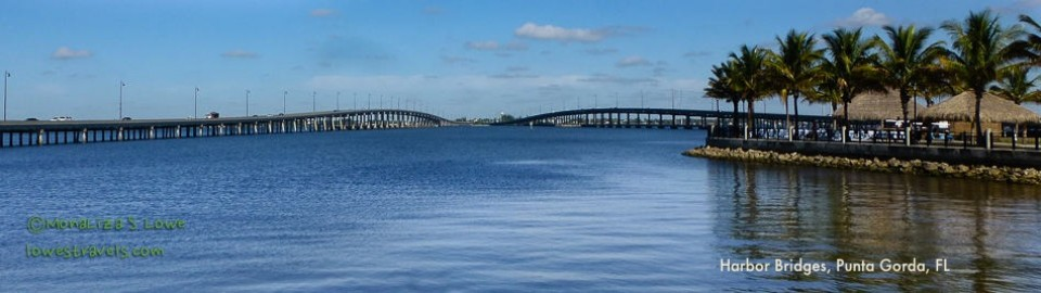 Harbor Bridges, Punta Gorda