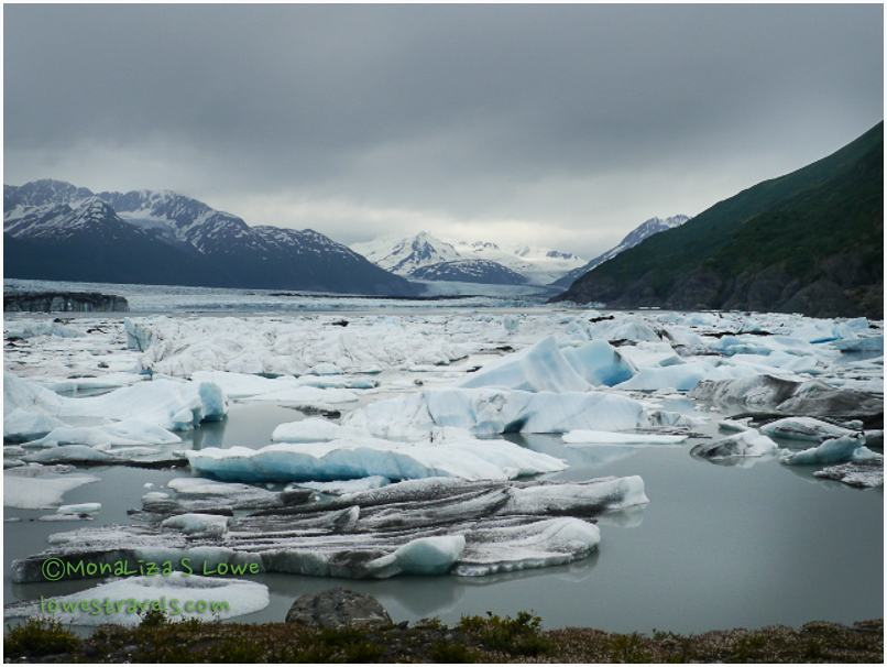 Rivers of Ice, Knik Glacier