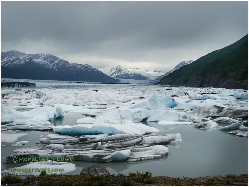 Rivers of Ice, Knik Glacier