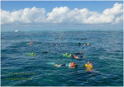 Looe Key National Marine Sanctuary snorkeling