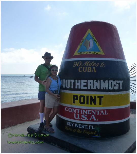 Southernmost Point of USA