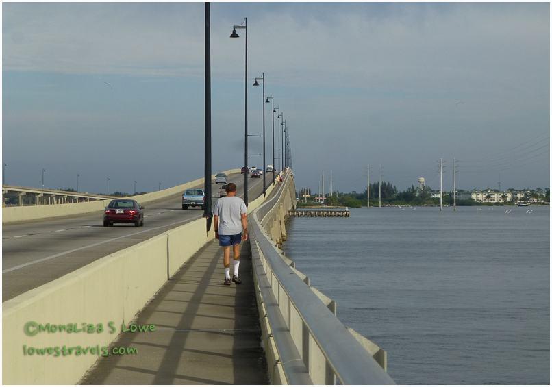 US41 bridge heading north