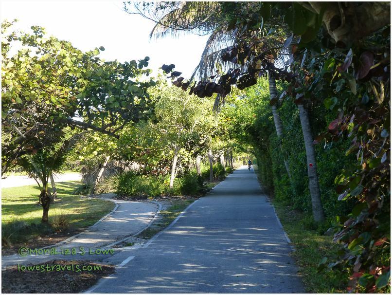 Boca Grande Bike Path