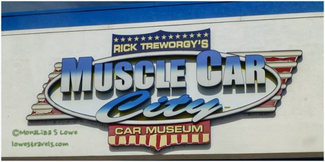 Muscle Car City