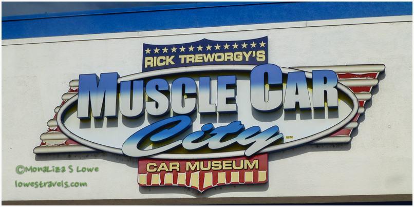 Muscle Car City