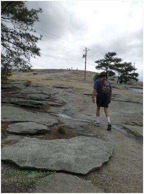 Stone Mountain Trail