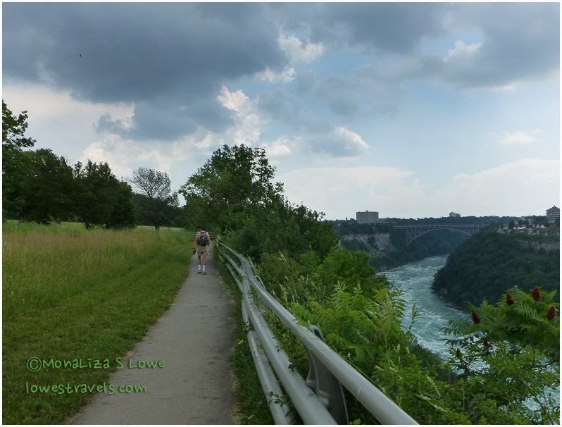 Great Gorge Scenic Overlook Hike