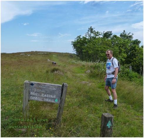 Rock Castle Trail, Blue Ridge Mountains