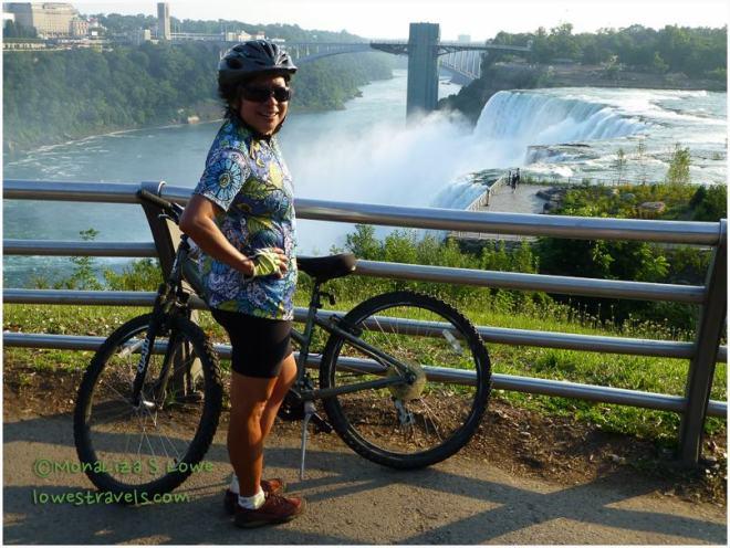 Niagara River Trail, Niagara Falls