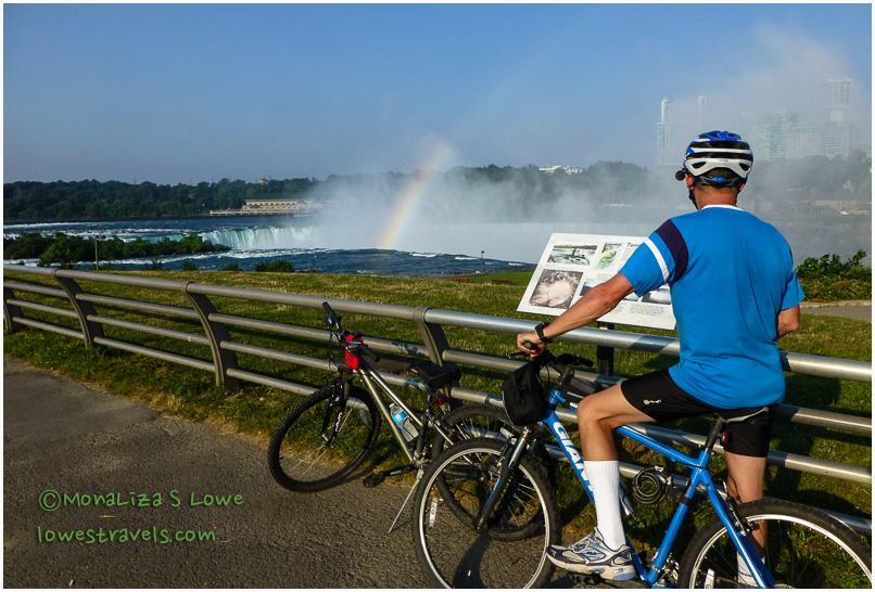 Horsehoe Waterfalls, Niagara, Niagara River Trail