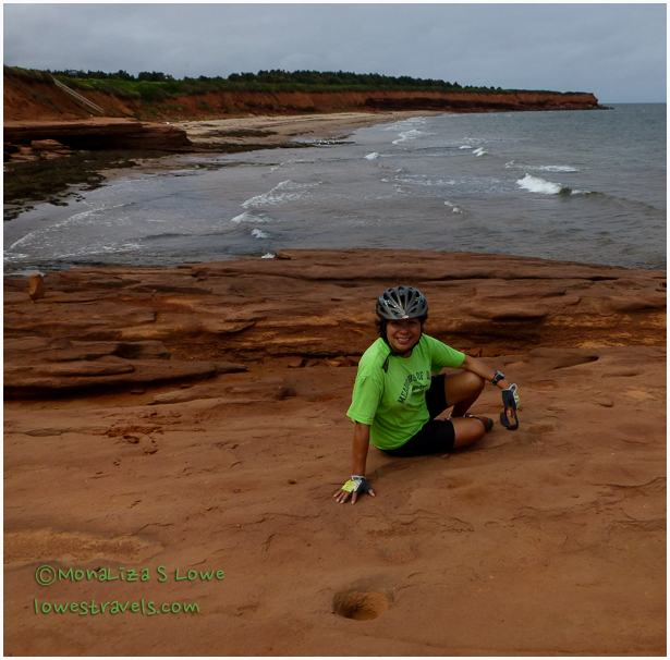 Red Cliff Sandstone, PEI