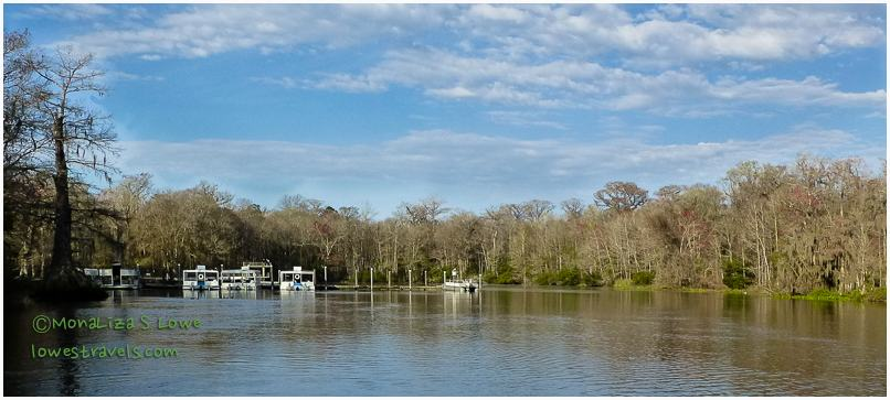 River Boats at Wakulla Springs State Park