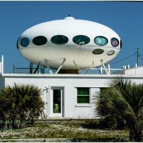 Alien House, Pensacola Beach