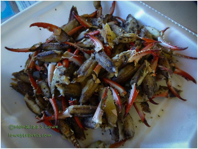 Blue Crab Claws