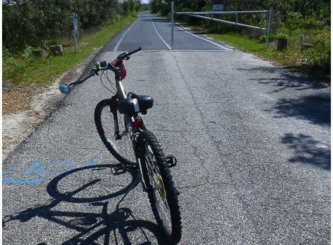 Hugh S Banyon Backcountry Trail
