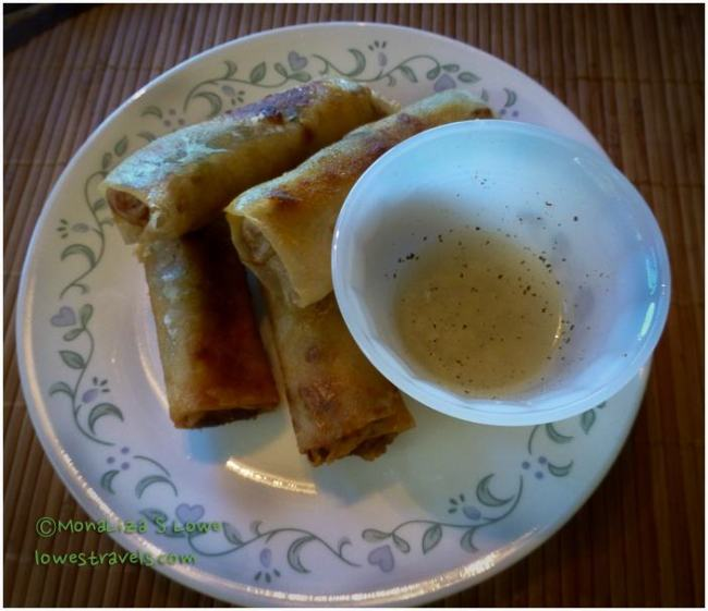 Fried Lumpia