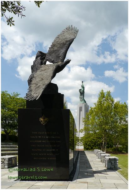 Eagle Scouts Memorial