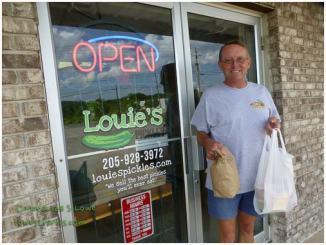 Louie's Pickles