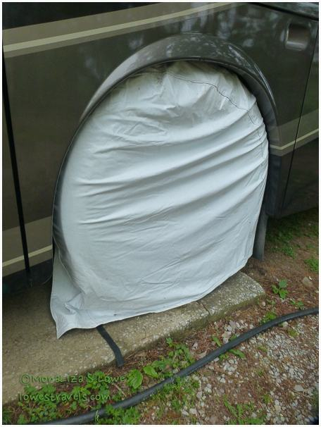 Tire Wheel Cover
