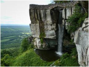 High Falls at Rock City