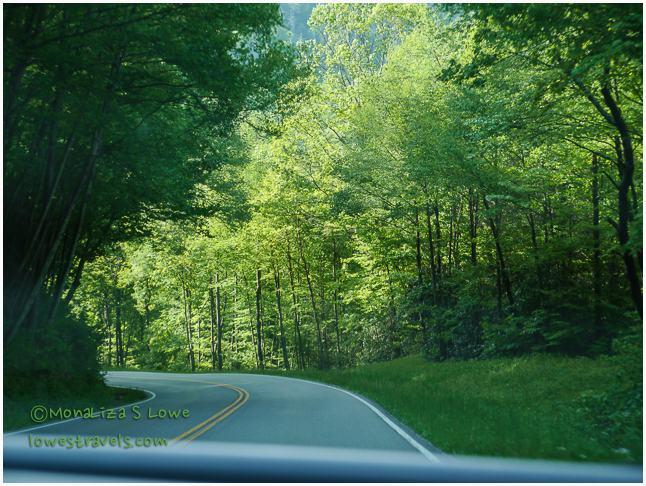 US 441, Newfound Gap Road