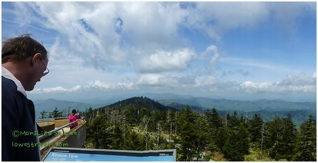 Western View of the Smokies