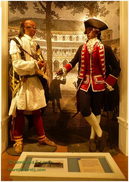 The 1762 Cherokee & British Delegations
