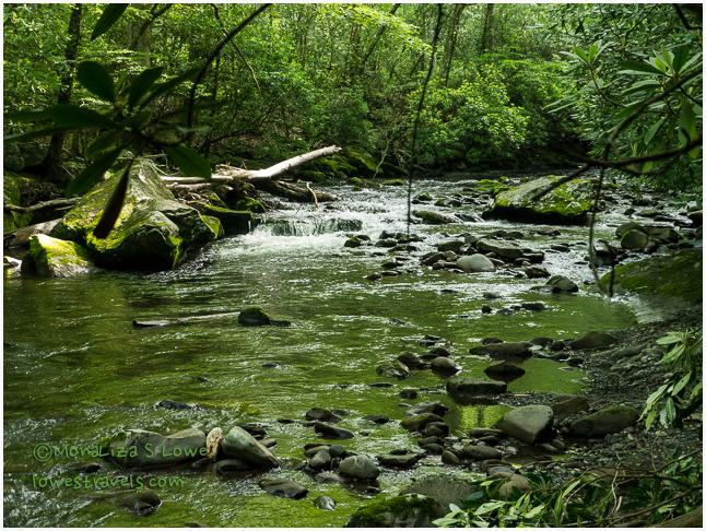 Great Smoky Mountains National Park Riverstreams