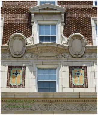 Public Service Building, Asheveille