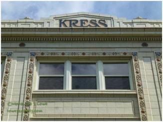 Kress Building, Asheville