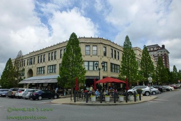 Grove Arcade, Asheville