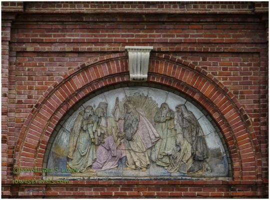 Basilica St Lawrence, NC