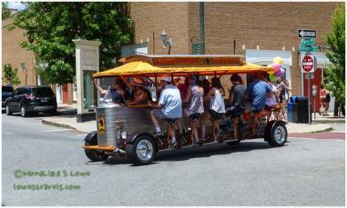 Asheville Pubcycle