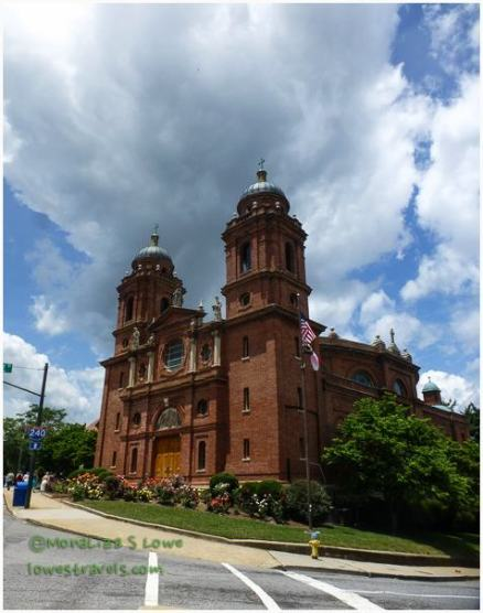 Basilica of St Lawrence, Asheville