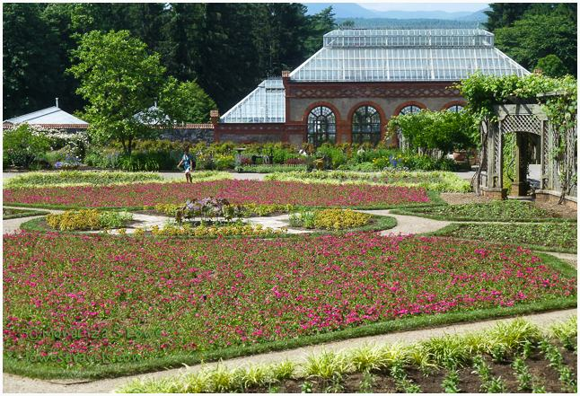 Walled Garden, Biltmore House
