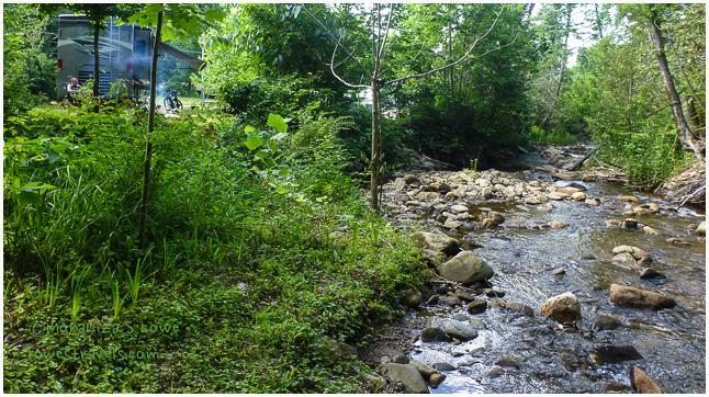 Stony Fork Creek RV Park, Candler, NC