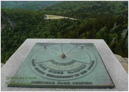 Devils Courthouse Peak
