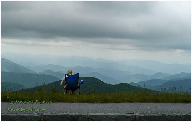 Cowee Mountains Overlook