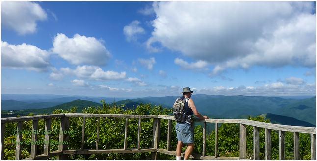 Mount Pisgah Summit