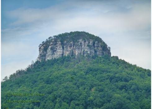 Big Pinnacle, Pilot Mountain