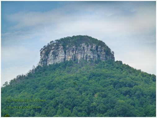 Big Pinnacle, Pilot Mountain