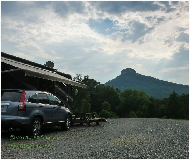 Greystone RV Park, Pinnacle, NC