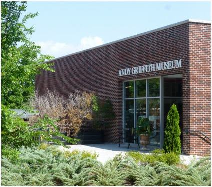 Andy Griffith Museum