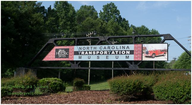 NC transportation Museum