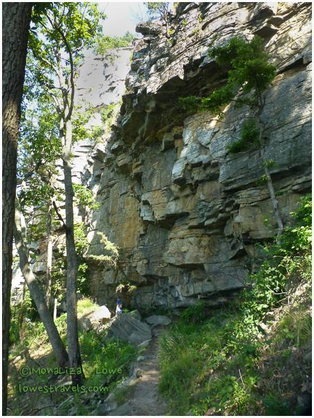 Base of Big Pinnacle